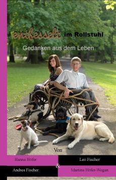 Buchcover Entfesselt im Rollstuhl