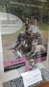 "Das Buch ""Entfesselt im Rollstuhl"" in Wien"